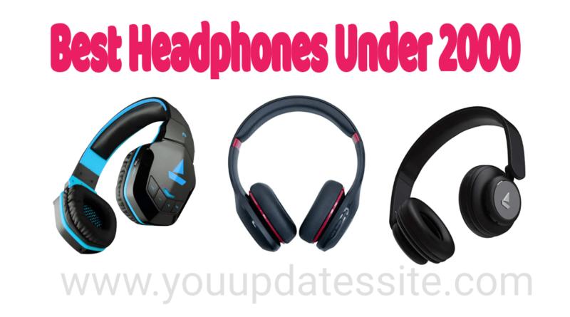 Top 10 Best Headphones Under 2000