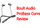 Boult Audio ProBass Curve Review | Wireless Earphone