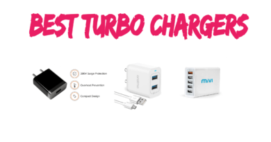 Best Turbo Chargers For Fast Charging