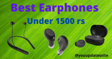 Best Earphones Under 1500 rs in India