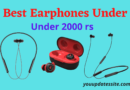 Best Earphones Under 2000rs in India