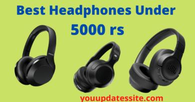 Best Headphones Under 5000 rs in India