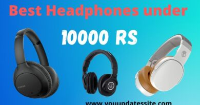 Best Headphones under 10000 rs in India