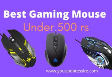 Best Gaming Mouse under 500 rs in India